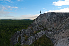 View (afternoon_dillight) Tags: sky landscape view michigan roadtrip marquette hogsbackmountain