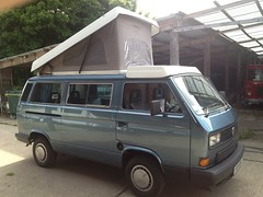 Volkswagon-Caravelle-1991-H-Reg