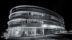 New skool (Markus Koscielny) Tags: city longexposure monochrome architecture nikon tokina 16mm bochum tokinaaf1116mmf28