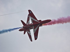 Red Arrows 2 - Leuchars 2013