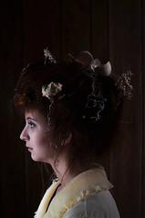 Empty Nest 2 (Elise Weber) Tags: portrait alex sarah death nest elise surrealism empty surreal ann conceptual weber stoddard loreth