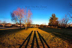 Man in the Shadows (AzmanMd) Tags: wood city travel blue light sunset shadow newzealand wallpaper vacation sky cloud sun color tree tourism window beautiful weather sunrise canon landscape evening daylight town spring colorful peace view natural outdoor peaceful bluesky tourist journey land moment twizel canon40d httpwwwflickrcomgroupsflickrbronzeaward