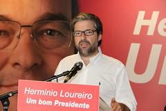 Marco António Costa em Oliveira de Azeméis