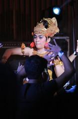 Bali Traditional Dancer (Fadil Rifkiyuda) Tags: bali college canon indonesia dance traditional culture stis