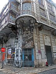 Odeon Cinema, Lisbon 1927 - ? (Martin Cooper Ipswich) Tags: cinema building portugal lisboa lisbon historic odeon favescontestwinner ruadoscondes