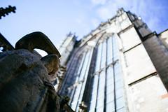 Facepalm. (Nico Janssen) Tags: street city urban netherlands 35mm utrecht domtoren nederland noflash dedom 2013 canoneos5dmarkiii secatf14