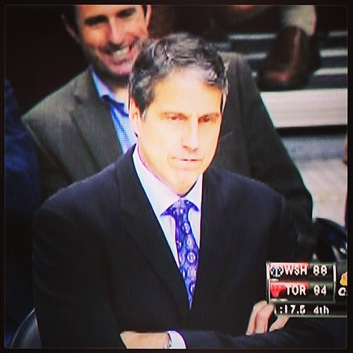 Game 12 #WittmanFace: 'Sometimes u gotta let sadness reside on the outside. Because your insides, well, you gotta preserve your insides.' #wizards