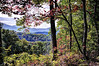 Mountain View (Wes Iversen) Tags: autumn trees mountains nature hdr autumncolor greatsmokymountainsnationalpark hcs nikkor18300mm clichésaturday