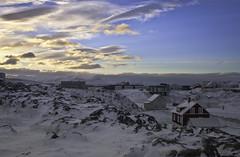 Stykkishólmur (geh2012) Tags: houses snow clouds iceland ísland stykkishólmur snæfellsnes snjór hús ský geh gunnareiríkur