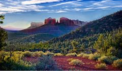 Cathedral Rock from Upper Red Rock Loop I (san diego irv) Tags: arizona southwest desert sedona redrock