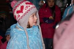 Gedichte vortragen (bcuzwil) Tags: santa christmas kids club weihnachten schweiz switzerland kinder weihnachtsmann claus badminton wald bcu samichlaus uzwil badmintonclub schmutzli