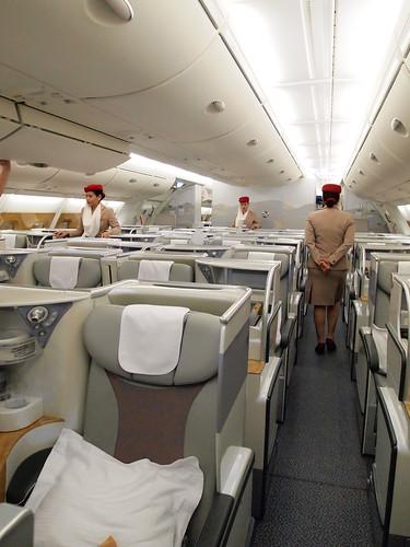 emirates機内1