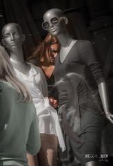 she (werk-2at) Tags: vienna wien street city light people art girl beautiful austria licht österreich dolls faces kunst schaufenster puppets strong alessandra spiegelung innenstadt puppe personen puppen werk2 graben schaufensterpuppen seitz spiegelungen köpfe gesichter docart
