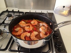 Early Paella