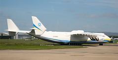 Antonov Airlines          Antonov AN225          UR-82060 (Flame1958) Tags: shannon adb 0513 antonov snn shannonairport an225 airfreight 2013 aircargo einn antonov225 ur82060 210513