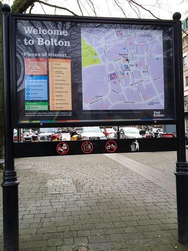 Bolton Victoria Square