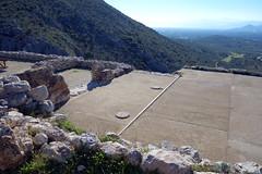 """Palace"" Porch, Mycenae"