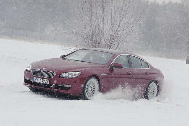 winter snow frozen frost 4x4 4wd bmw 650 gran zima coupe v8 awd gc biturbo kajetan 650i xdrive snieg kajto kajetanowicz