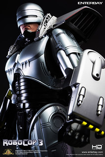 ENTERBAY - 1/4比例 HD Masterpiece 《機器戰警》RoboCop