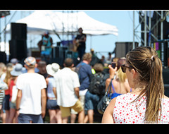 Week 06 (.Paul Jones.) Tags: festival stage crowd band australia victoria photoaday vic stkilda stkildafestival project52