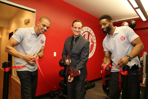 AHF Fitness Grand Opening (2/13/14)