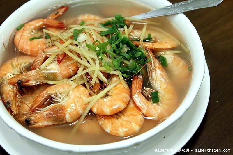 台北中正.北海漁村:醉香活蝦