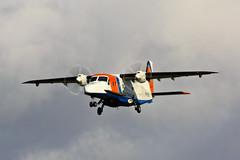 Dornier 228-212 PH-CGC Netherlands Coast Guard (Jarco Hage) Tags: netherlands airplane coast aviation guard woody airbase dornier kustwacht 228212 woensdrecht phcgc ehwo byjarcohage