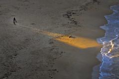 Hasta maana!. PLAYA DE LA ARNIA. CANTABRIA. SPAIN. (Pr'amor f/11) Tags: sunset beach atardecer playa santander cantabria quebrada liencres pielagos arna pilagos costaquebrada santacruzdebezana