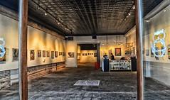 Art Gallery (www.higbyphotography.com) Tags: dallas cool tx neighborhood artsy deepellum artgalleries tattooparlors