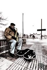 Jazzman_By_Ricky_Ismo_Sahlström  img112 (Ricky Sahlstrom / risswe.com / on-off) Tags: street portrait people musician photoshop photo nikon foto sweden swedish cc adobe nikkor malmö ricky malmo lightroom 10mm möllevångstorget d3200 sahlström sahlstrom
