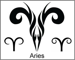 some symbols for the zodiac Aries (HansHolt) Tags: symbol zodiac ram horoscope aries horoscoop sterrenbeeld symbool