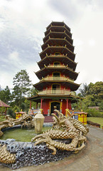 bunaken - manado-22 (walter5390) Tags: dog house flower statue indonesia temple volcano pagoda hand christ coconut turtle jesus deer made sulawesi manado tipical bouganville tomohon sulawesisettentrionale