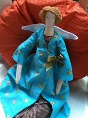 (Unio de Retalhos por  Adriana Nalin) Tags: doll dolls boneca tilda