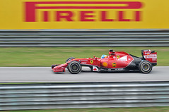 Formula 1: Scuderia Ferrari (Fadhlur Rahman) Tags: sports car sport race nikon asia transport f1 racing event malaysia getty malaysian formula1 fia sepang gettyimages malaysiaphotographer nikond90 nikonmalaysia frahman frahman76 frahmanpixel