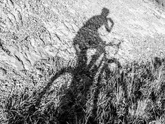 Q + 01 in April [15/30] (jezza323) Tags: morning shadow selfportrait bike self prime cycling ride pentax riding 01 cycle biking q selfie q01 01prime pentaxq pentaxq01 q01prime