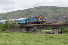 .. (BJSmit) Tags: train railway bulgaria bdz  canonef100mmf28lmacroisusm ef100mmf28lmacroisusm blagoevgradprovince bd
