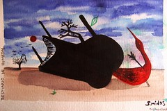Best iA_r () o _de H() me da_L (Felipe Smides) Tags: wakeup pintura humedal bestiario madseason smides felipesmides sequa