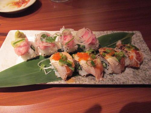 Sushis, Tokyo, Japon