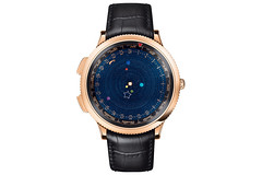 Van Cleef: Poetic Complication Midnight Planétarium