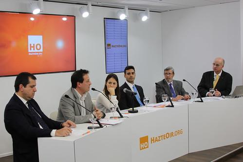 29.01.2014 Tertulia HO: Política territorial, derecho a decidir, unidad de España