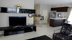 [C21U00067] House for rent in 2 storey, 170 sqm, land size 99 sqw with 3 bedrooms and 3 restrooms at Setthasiri Sansai