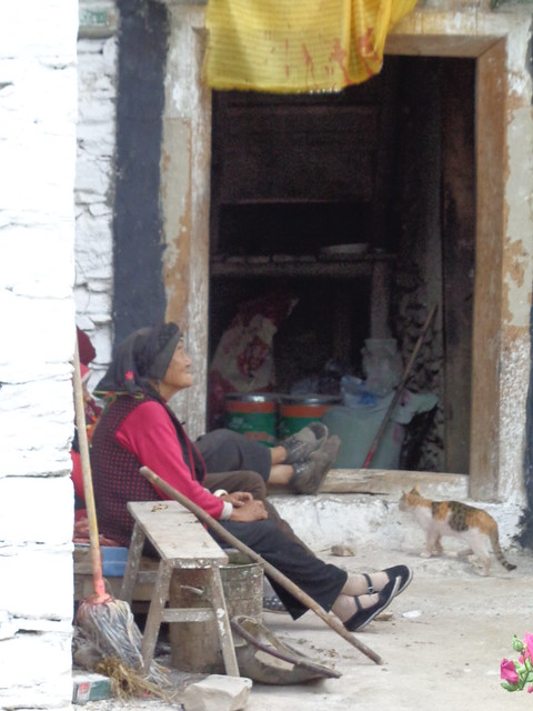 Rodamundos: China