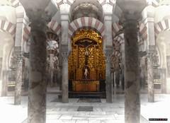 [23/2015] Intolerancia/Intolerance (jesuscm [very busy]) Tags: church andaluca spain nikon cathedral islam religion catedral iglesia mosque cordoba mezquita fundamentalism christianism intolerance intolerancia jesuscm