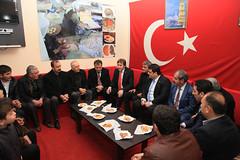 Başkan Demirci, Yozgatlılara Konuk Oldu