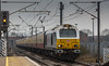 DB Class 67 no 67026 heads a special London Kings X to Carlisle at Newark Northgate on 14-02-2015 (kevaruka) Tags: uk greatbritain winter england cloud cold color colour colors train canon town flickr colours dof cloudy unitedkingdom rail railway trains steam telephoto trainstation 5d newark february skip frontpage dull britishrail steamengine nottinghamshire valentinesday steamtrain dbs eastcoastmainline cloudyday 2015 drearyday ecml networkrail class67 67026 newarknorthgate railnetwork dbschenker canon5dmk3 5dmk3 5d3 5diii thephotographyblog canon70200f28ismk2 canoneos5dmk3 ilobsterit