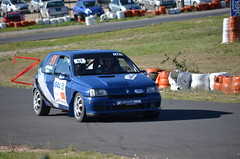 Renault Clio 16S (benoits15) Tags: car french automobile williams rally clio automotive voiture racing des renault coches criterium rallye cevennes 16s