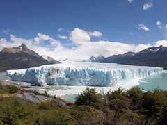 Perito Moreno le gigantesque