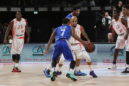 JL Bourg Basket - ©Vincent Janiaud