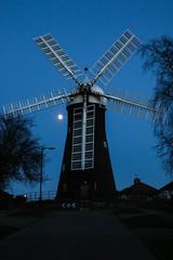 Moonrise at Holgate Windmill (1)