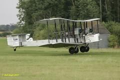 VimyAug2005 (Rob_Leigh) Tags: war great replica ww1 bomber biplane vickers vimy nx71my